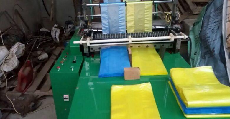 مشروع توزيع الأكياس البلاستيكية
