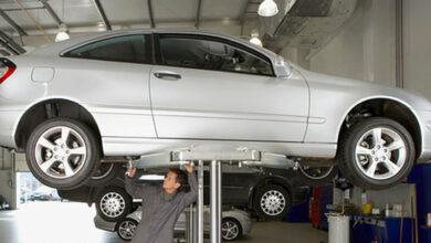 كيفية إدارة مشروع ورشة صيانة سيارات