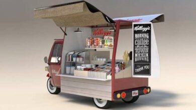 خطوات لبدء مشروع عربة طعام مربح