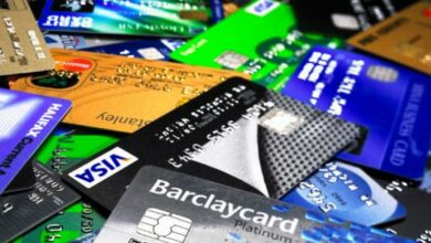 أنواع البطاقات الائتمانية وخصائصها