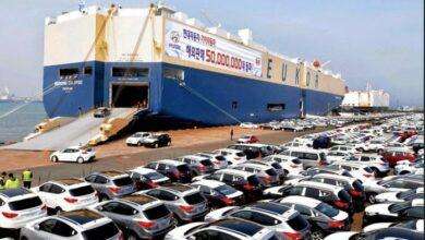 شروط استيراد السيارات المستعملة في مصر