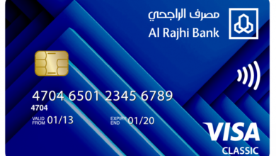 طريقة تغيير الرقم السري لبطاقة صراف الراجحي