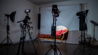 طريقة عمل أستوديو منزلي للتصوير 2021 دراسة جدوى