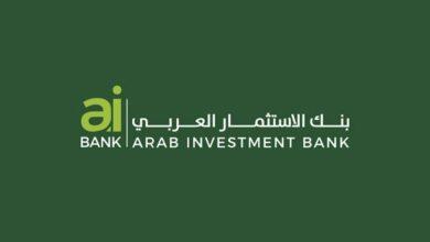 فروع بنك الاستثمار العربي في مصر